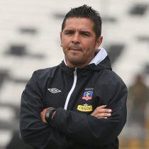 Héctor Tapia es el nuevo director técnico de Colo Colo