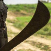 Hombre con machete hiere de gravedad a dos policías y a una profesora en Nicaragua