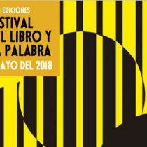2° Festival del libro y la palabra en Centro Cultural España de Santiago