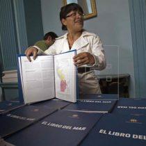 Bolivia anuncia edición ampliada de libro sobre reclamación marítima a Chile
