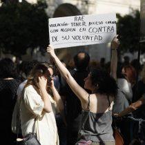 La violación y la resistencia