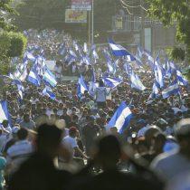 Una manifestación histórica pide la salida de Ortega del Gobierno en Nicaragua