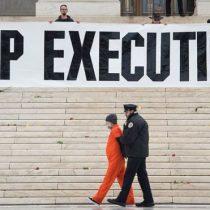 Cuáles son los 4 países que más aplicaron la pena de muerte en 2017