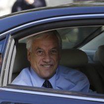 Piñera no aguanta la presión y anula compra de lujoso automóvil de 70 millones