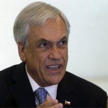 Piñera por aumento del sida: