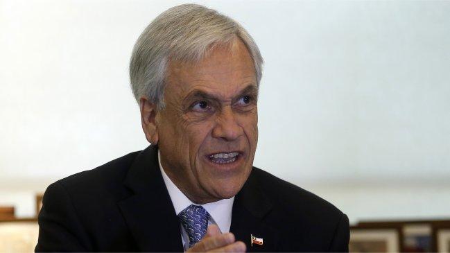 Piñera: el auto chino que no llegó
