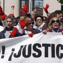 Justicia española confirma condena  por abuso sexual perpetrado por La Manada