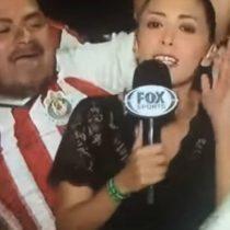 Comunicadoras mexicanas repudian agresión a periodista deportiva:
