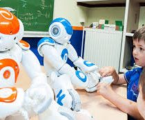 Mexicanos crean videojuegos y robots para terapia de rehabilitación motora