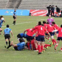 Chile M20 disputará sudamericano de rugby en Paraguay