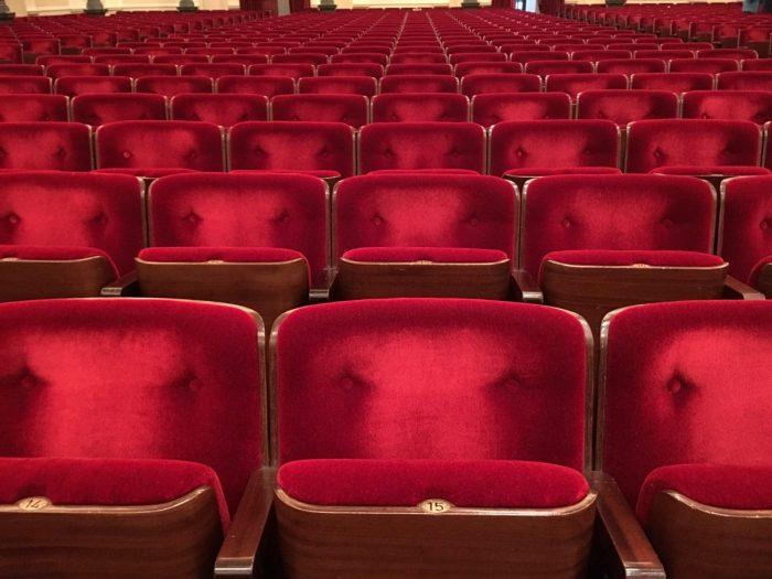 Los espacios del cine chileno