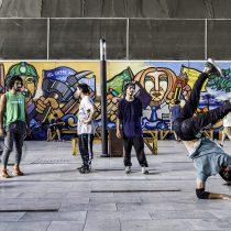 El Festival Barrio Arte llenará de colores los muros de Santiago
