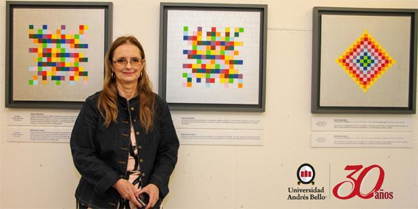 """Exposición """"El Arte de las Matemáticas"""" en Casona UNAB"""