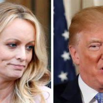 Caso Stormy Daniels: Trump revela que reembolsó US$100.000 al abogado que pagó a la actriz porno