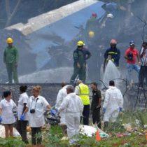 Accidente Cuba: un vuelo de Cubana de Aviación con 105 personas a bordo se estrella tras despegar de La Habana