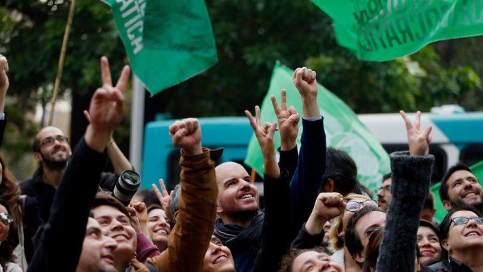 Servel rechazó legalización de Revolución Democrática en Tarapacá