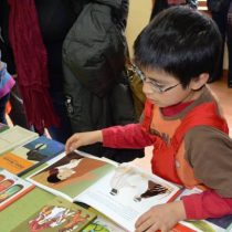 Encuentro de Mediadores de Lectura en Club de la Unión, Valdivia