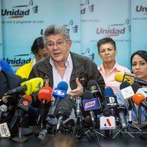 Oposición venezolana llama a no