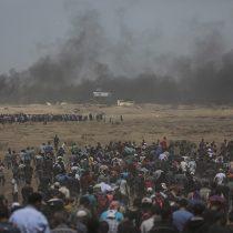 Más de 50 muertos en Gaza en protestas por el traslado de la embajada de EE.UU.