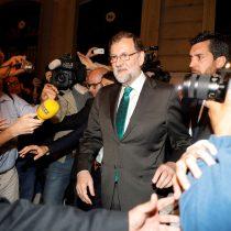 España: el Partido Popular asegura que Rajoy no dimitirá
