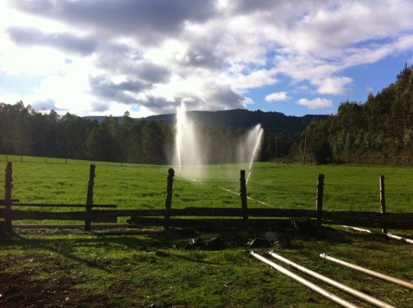 Los beneficios del reúso de aguas residuales tratadas en zonas rurales