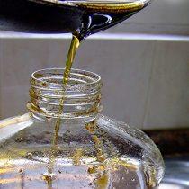Vitacura reciclará aceite de cocina