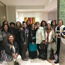 19 mujeres exponen sus obras plásticas en Patio Bellavista