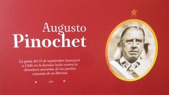 Ministra de Cultura le corta la cabeza a director de Museo Histórico que incluyó figura de Pinochet en exposición