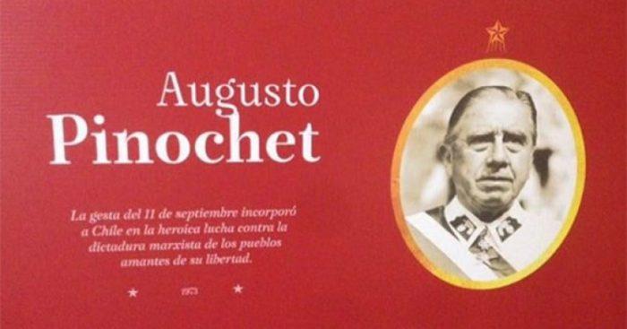 Escala conflicto en el Museo Histórico Nacional por imagen de Pinochet: Funcionarios rechazan despido de su director y cuestionan censura