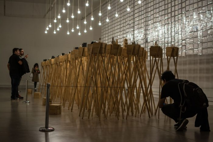 Día del Patrimonio en Museo de Arte Contemporáneo sedes Parque Forestal y Quinta Normal