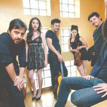 Banda chilena Golosa La Orquesta graba single