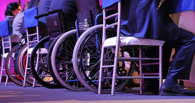 Comisión Mixta aprueba que el 5% de las listas de candidaturas de constituyentes tienenque ser personas con discapacidad