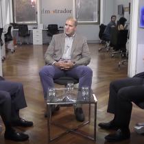 La Mesa - ¿Existe la meritocracia en Chile? Los hermanos Chamorro cuentan cómo es partir desde abajo sin discriminación en el intento