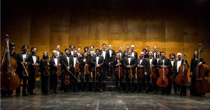 """Concierto """"Las criaturas de Prometeo"""" Orquesta de Cámara de Chile en USM, Valparaíso"""