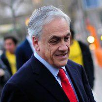 Piñera vuelve al punto: