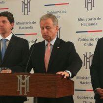 Los viernes de Larraín: Hacienda anuncia nuevo ajuste fiscal del orden de US$4.600 millones