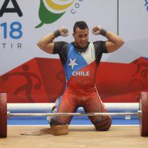Chileno Arley Méndez gana oro y rompe récord panamericano