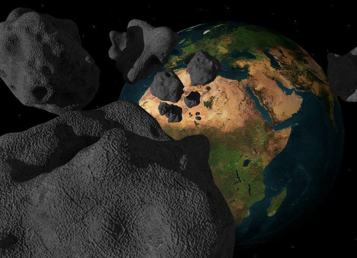 Quedan pocos días para el cierre del concurso de cuentos breves sobre asteroides para estudiantes