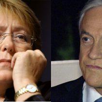 Bachelet y Piñera: cuando los hijos marcan la historia de un Gobierno