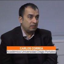 """Carlos Correa en La Semana Política: """"A las estudiantes se les exigen demasiadas pruebas para demostrar algo que es obvio"""""""