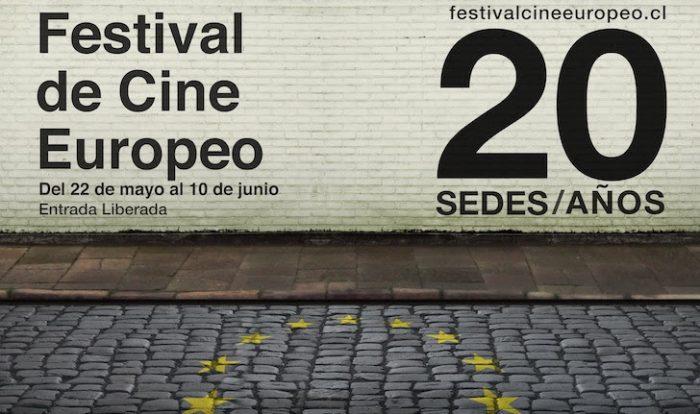 Festival gratuito de Cine Europeo en salas de cine de todo Chile