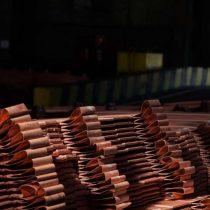 Cobre vuelve a caer y baja hasta los US$ 3,16 la libra en la Bolsa de Metales