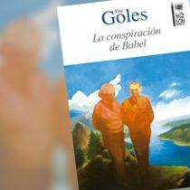 """Lanzamiento libro """"La conspiración de Babel"""" de Eric Goles en UAI"""