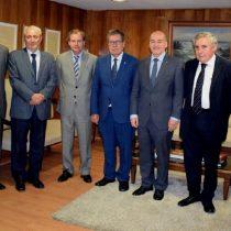 El club de los rectores de Chile