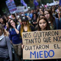 El mayo feminista que prendió la mecha del movimiento en las calles