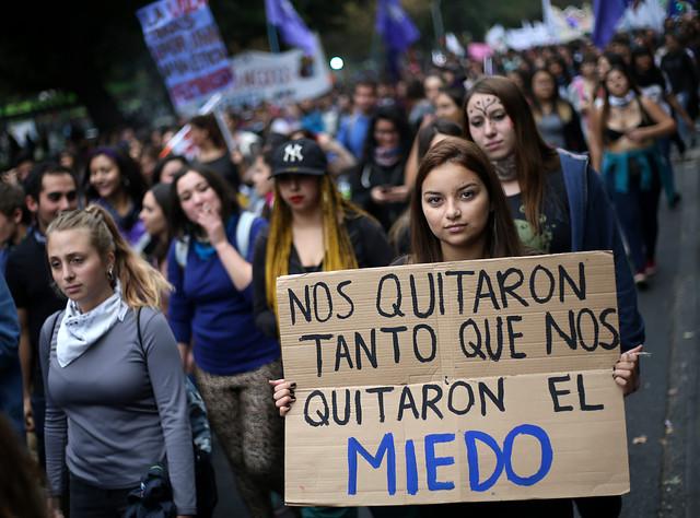 El Mayo Feminista Que Prendió La Mecha Del Movimiento En Las