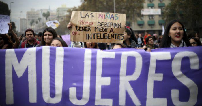 Informe Anual sobre DD.HH. 2018 analiza la situación de los derechos humanos de las mujeres