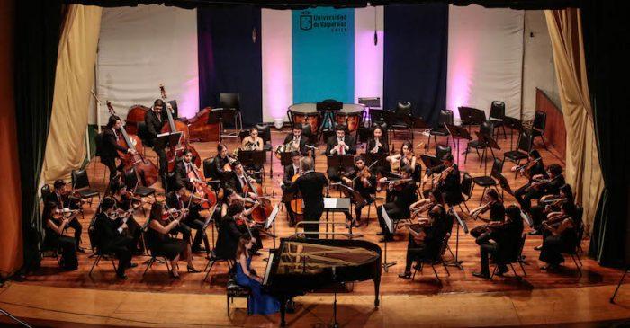 Concierto gratuito de Sinfónica Nacional Juvenil en Teatro Municipal de Ñuñoa
