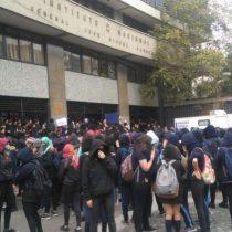 El protocolo no basta: la insuficiente estrategia de Varela para contener el movimiento estudiantil feminista