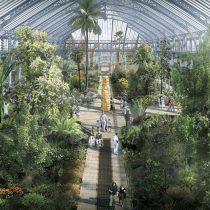 El invernadero más grande del mundo vuelve a abrir sus puertas en Londres